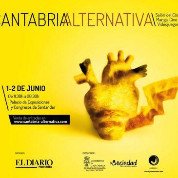 Cantabria Alternativa 2019. Una muestra de los videojuegos desarrollados en al región