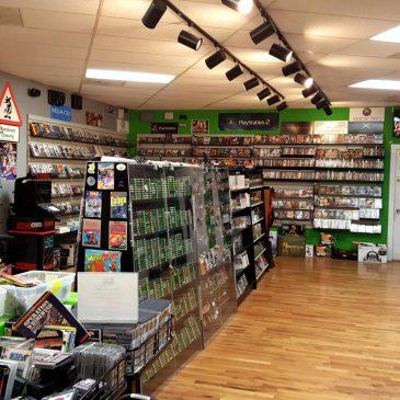 La venta digital de videojuegos obliga a las tiendas físicas plantear nuevos modelos de negocio
