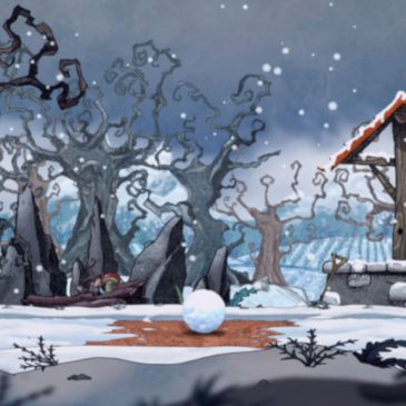 It is nice when it snows lanza su campaña en Kickstarter