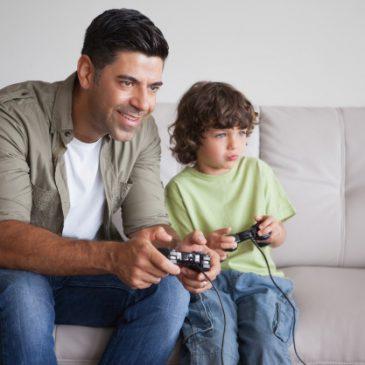 ¿Es necesario jugar con nuestros hijos?